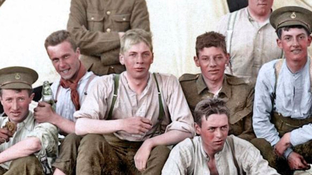 New documentary restores World War I footage like never before