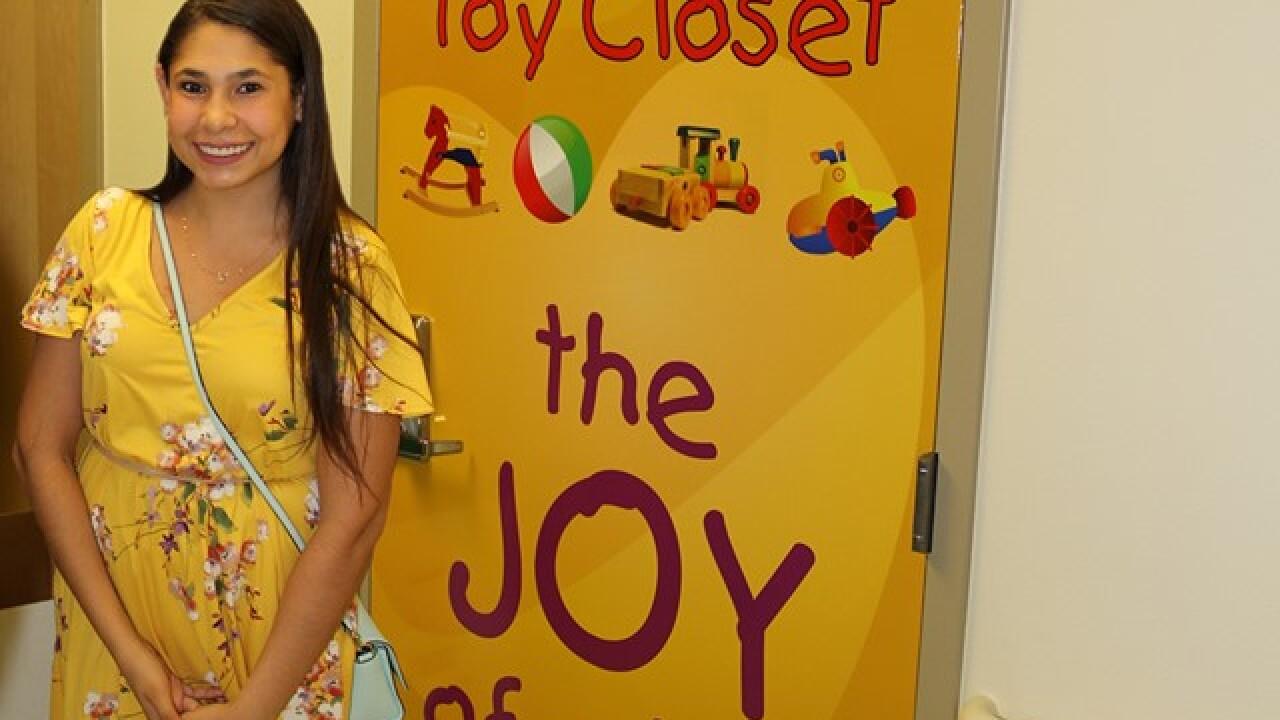 Lizzie's Loot Toy Closet