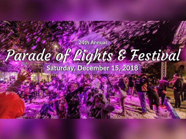 Parade of Lights Festival