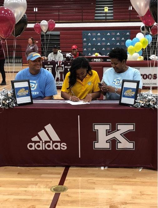 Killeen High School Signing Day 2018