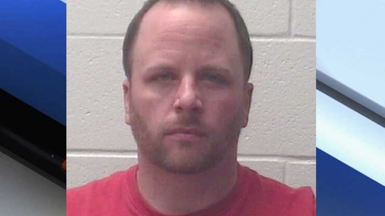 Police: Texas man arrested for slapping stepdaughter's 12