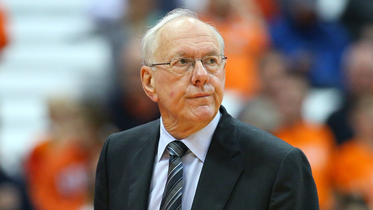 Syracuse Basketball Coach Jim Boeheim Hits Kills Man Walking On Interstate