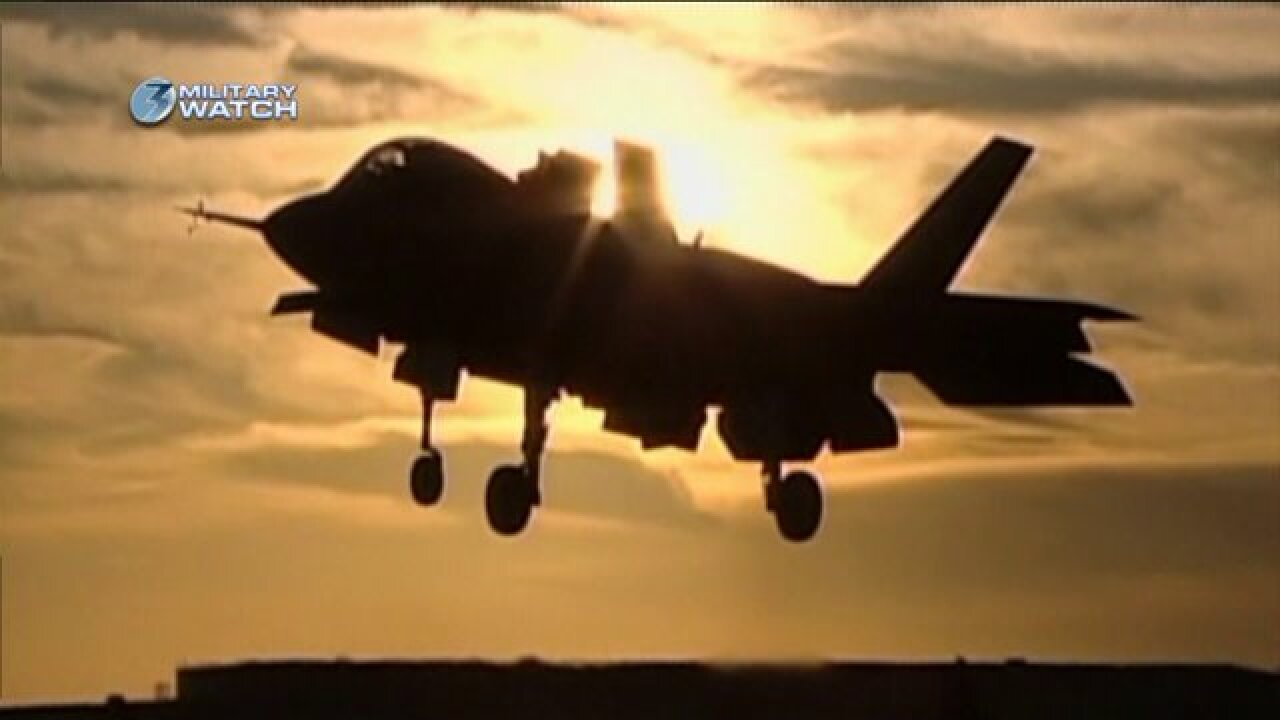 Problems continue to pile up for the F-35 Joint Strike Fighterjet