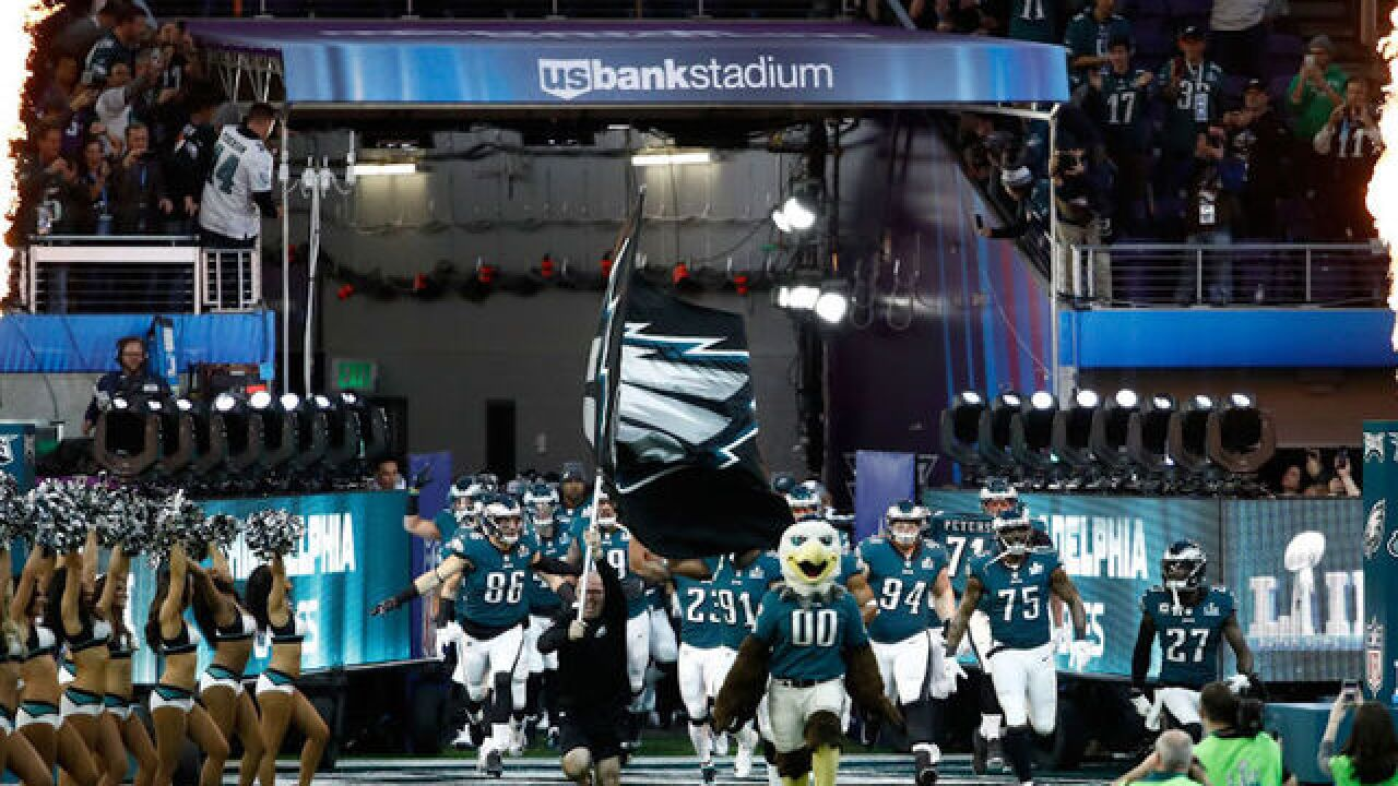 Philadelphia Eagles show solidarity with imprisoned rapper