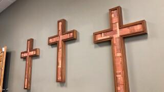 Baptist Church crosses