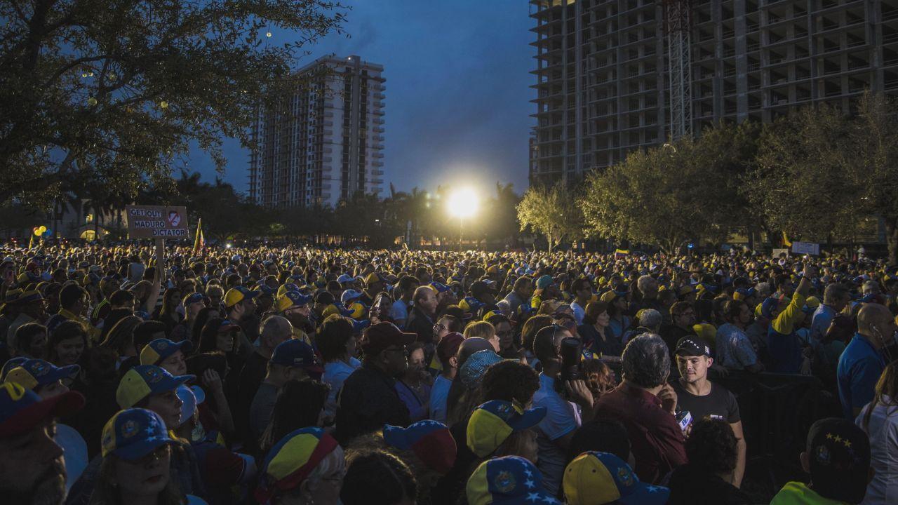 Venezuelan Rally MIAMI