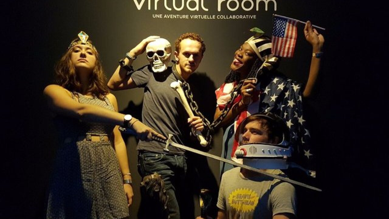 Virtual room coming to Madame Tussauds Las Vegas