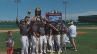Pueblo West wins first state baseball title in school history