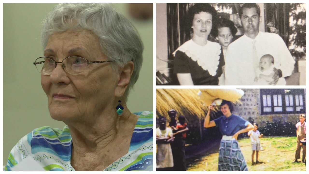 90-year-old releases first memoir chronicling mission work in AfricanCongo