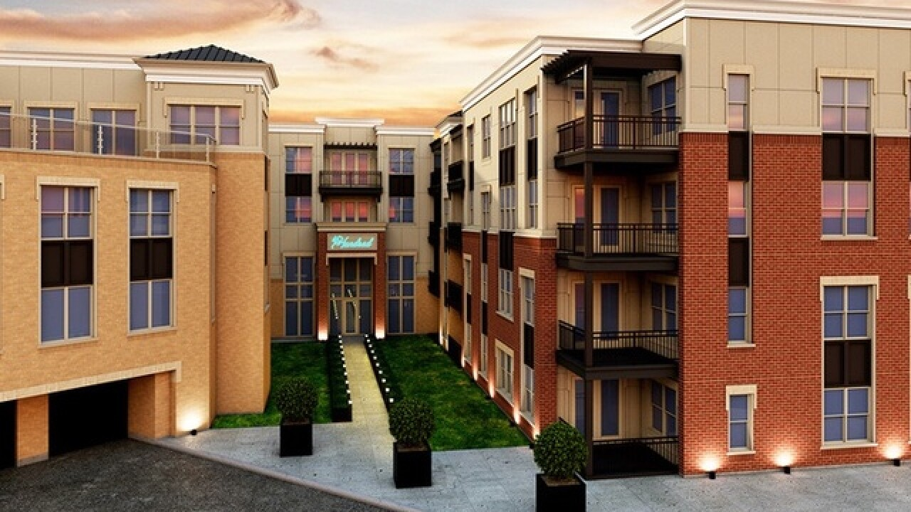 'Renters by choice' fuel apartment building boom