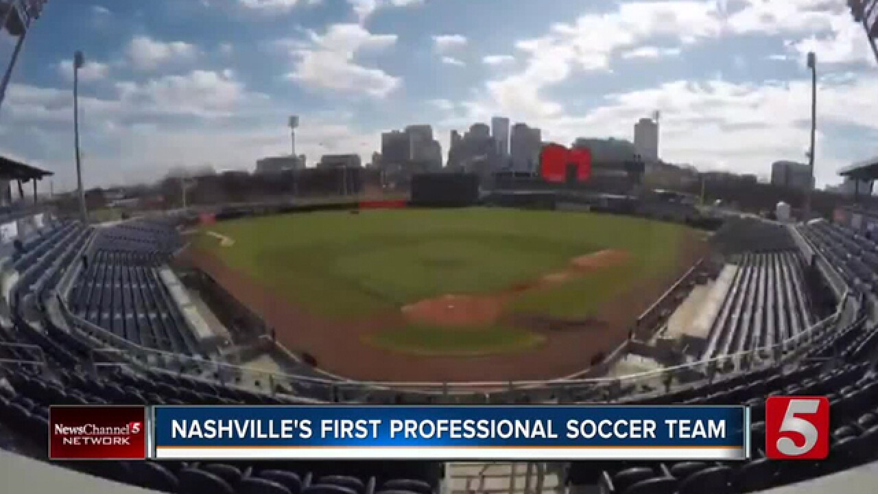 Nashville SC CEO Previews Exhibition Match With Atlanta United
