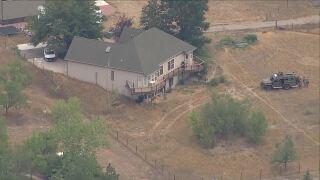 Larimer County SWAT, shelter in place_Aug 27 2020