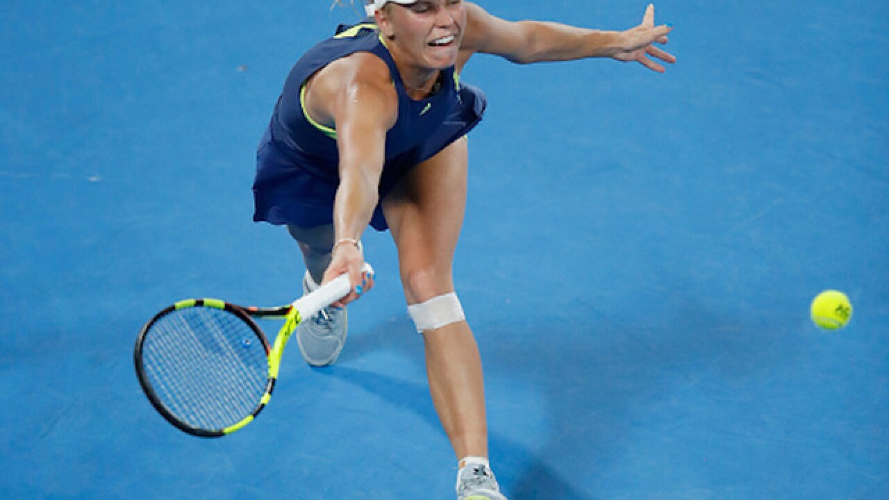 Caroline Wozniacki beats Simona Halep to win Australian Open and first major