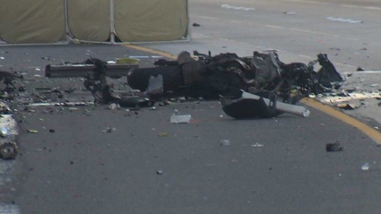 Motorcyclist killed on I-5 in South Bay