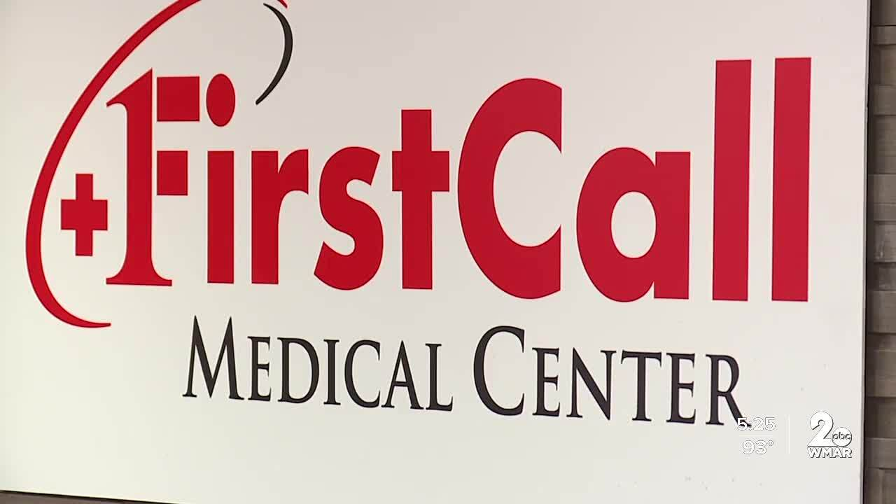 First Call Medical Center to open at BWI Thurgood Marshall Airport