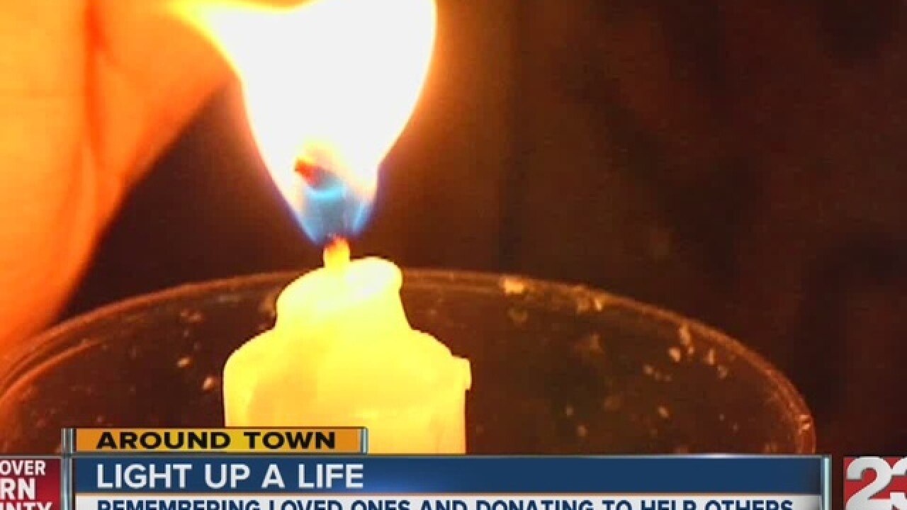 Remember lost loved ones at Light Up a Life ceremony