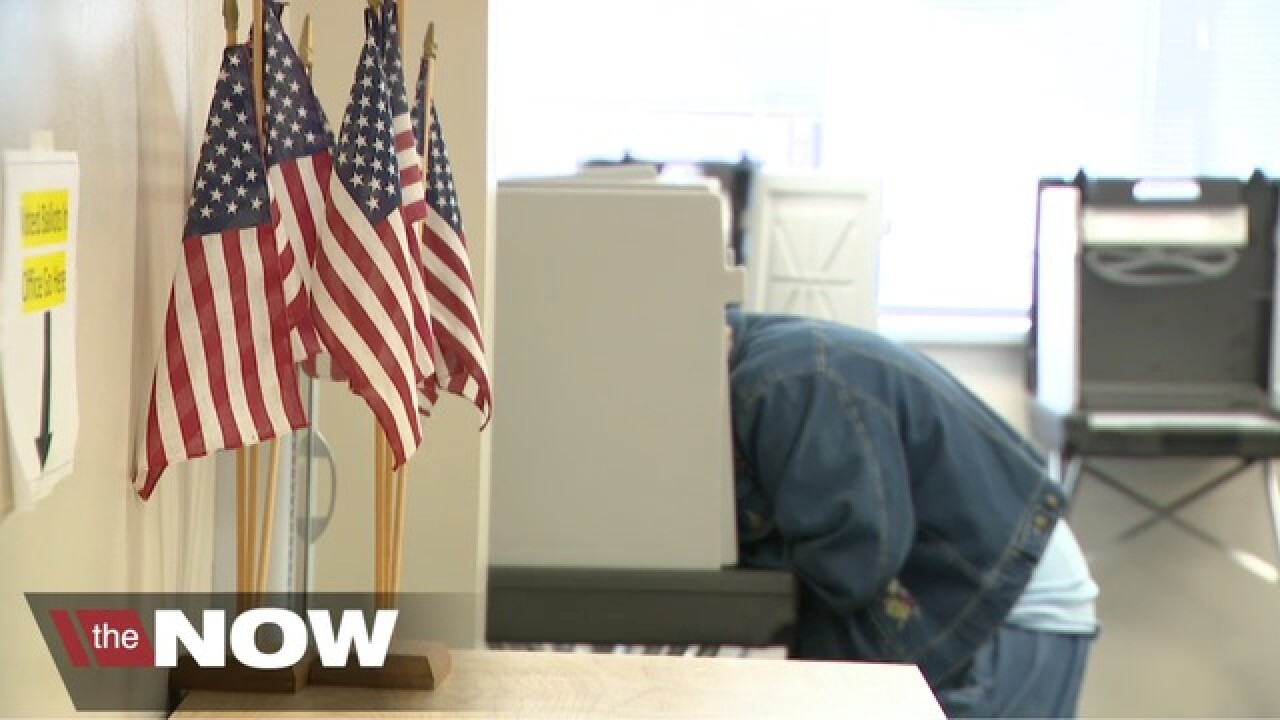 Early voting begins in the critical battleground state of Iowa