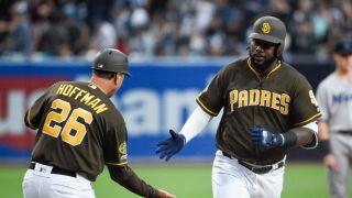Miami Marlins v San Diego Padres