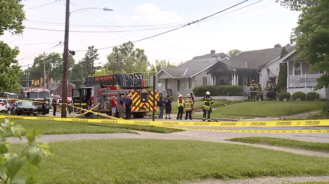 Silverton fire connected to shooting in sycamore township