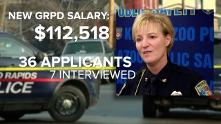 KarianneThomas GRPD Salary Chief of Staff