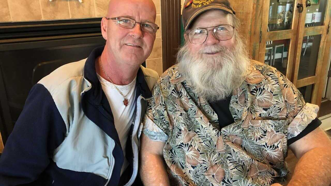 At 71 years old, Windsor man meets biological brother for the firsttime