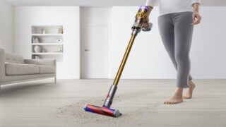 Dyson Just Debuted Its Lightest-Ever Cordless Vacuum Cleaner