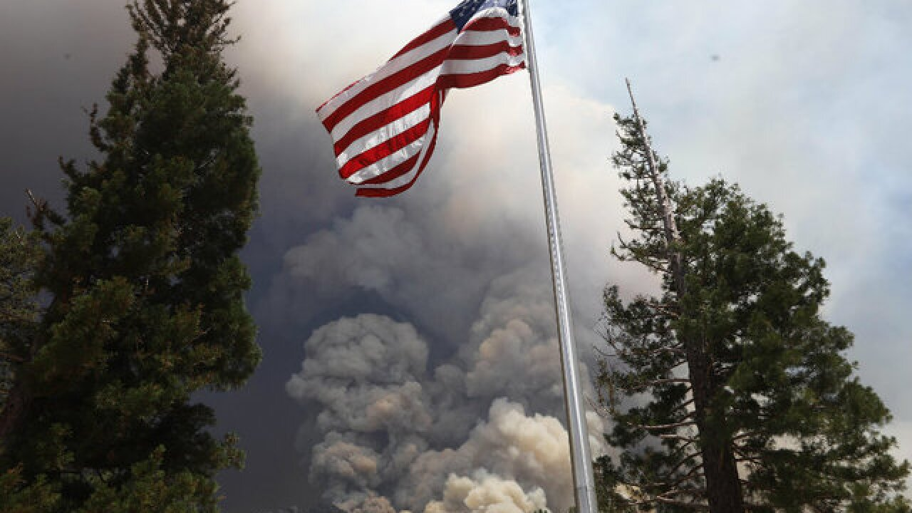 Cranston Fire: More evacuations ordered as wildfire in Idyllwild spreads