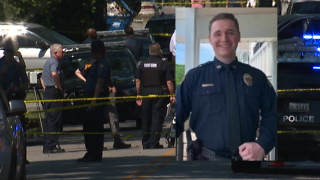 Officer Blaize Madrid-Evans
