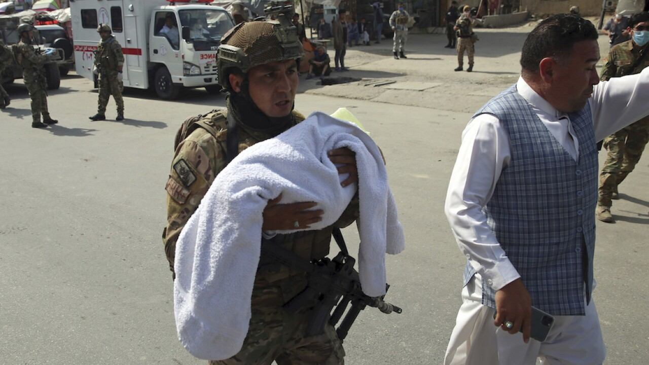 14 killed after gunmen storm maternity hospital in Afghanistan