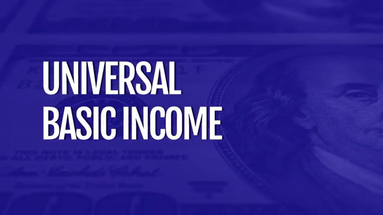 Stimulus checks may be changing perceptions about universal basic income