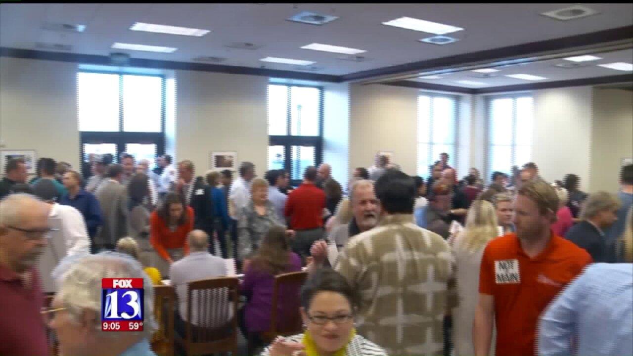 SLCO residents vent over new homelessshelter