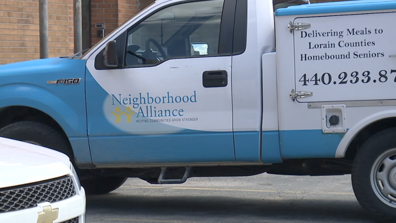 Lorain County Commissioners approve $500K for new Neighborhood Alliance kitchen to feed seniors