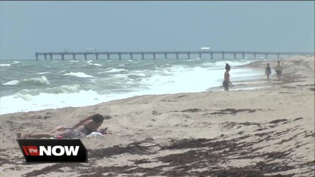 Tropical Storm Gordon impacts local coastline