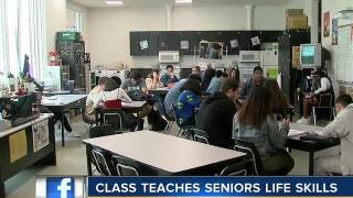 'Senior Survival' an important class to prepare high school seniors for life after graduation