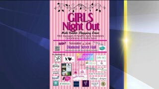 Girls Night Out is a one-stop shopping event