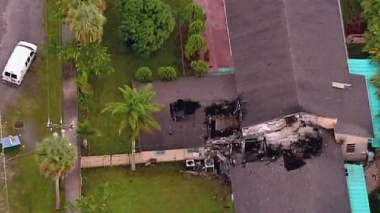 Fire investigated at Fort Pierce mosque