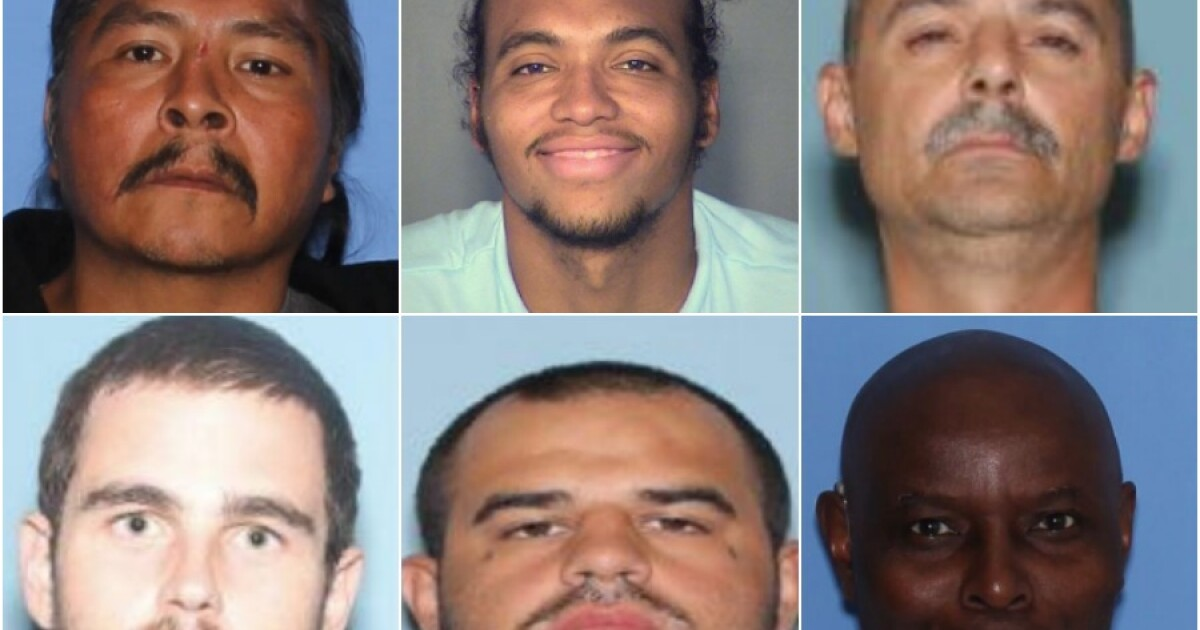 PHOTOS: AZ sex offenders with unknown locations