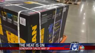 Demand for home generators soaring after ERCOT announcement
