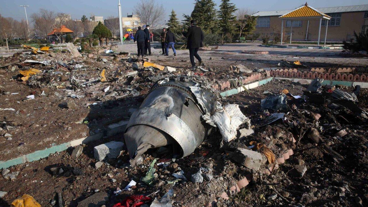 US increasingly believes Iran shot down Ukrainianairliner