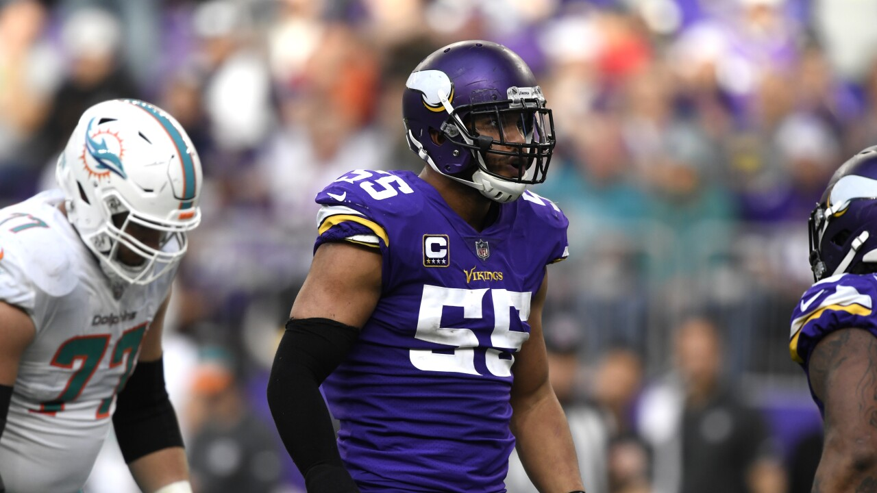 Why LB Anthony Barr makes sense for the Buffalo Bills ae2a91c90