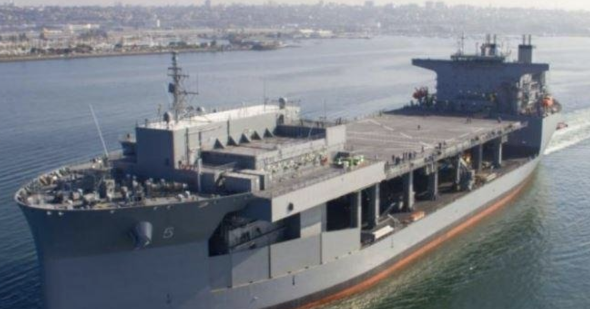 Navy commissions USS Miguel Keith in San Diego