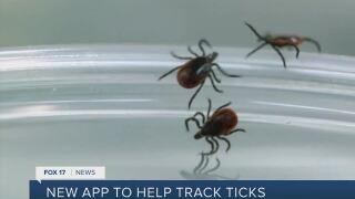 The Tick App helping to battle the bloodsucker