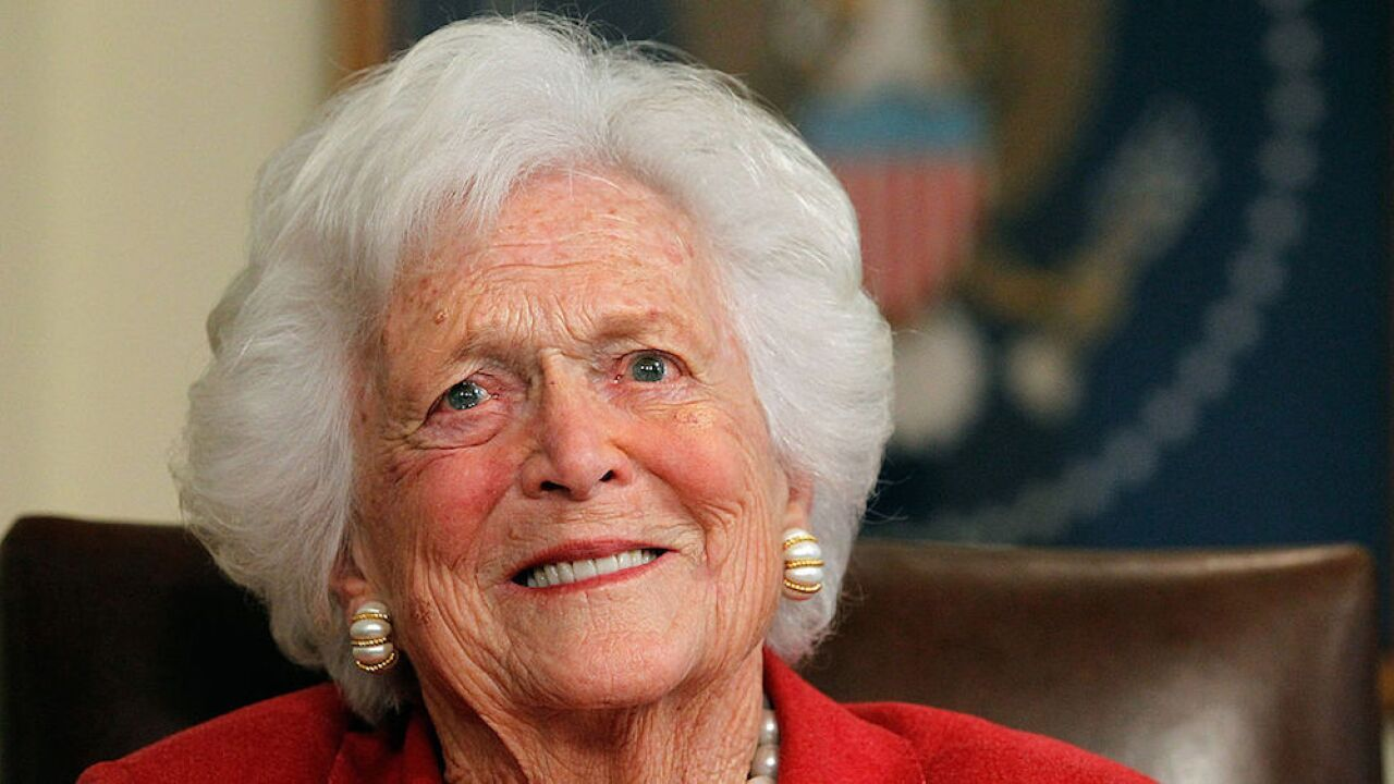 USA Today: Barbara Bush said in new book that she didn't consider herself Republican after Trump