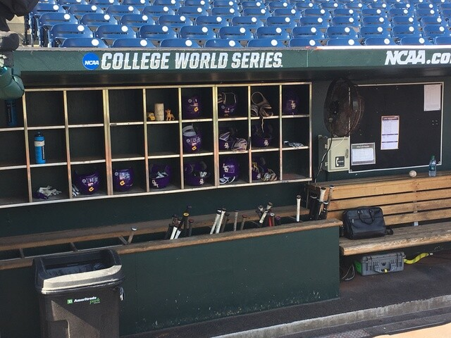 College World Series Final, Game One: LSU vs. Florida
