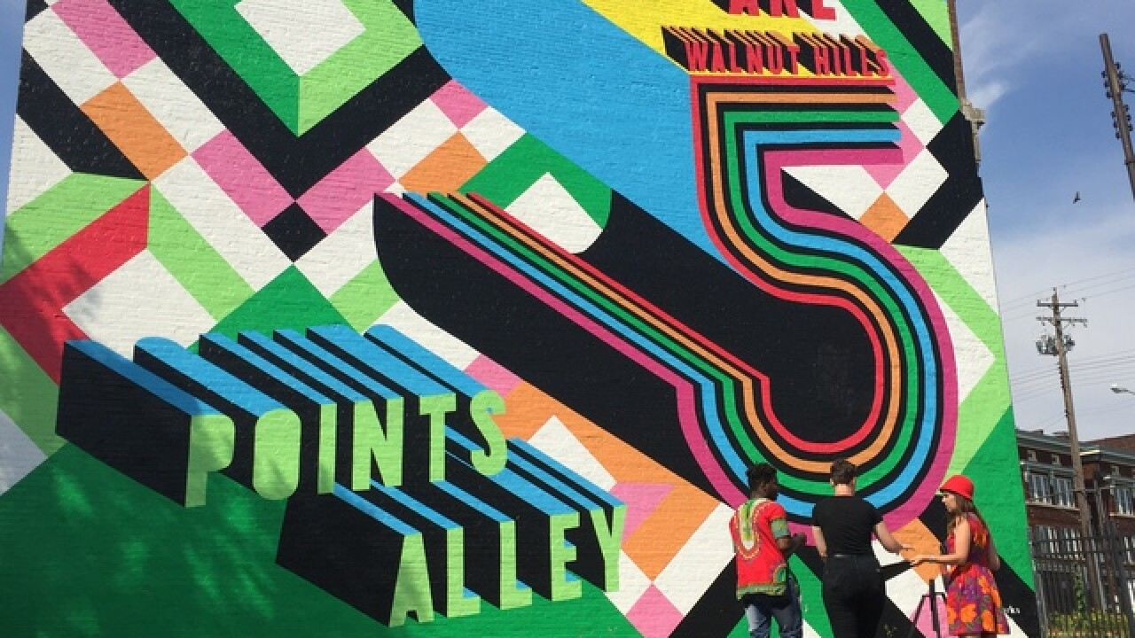 Uniting Walnut Hills with artsy community events