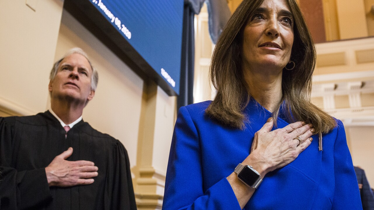 Eileen Filler-Corn becomes first woman elected Virginia House Speaker