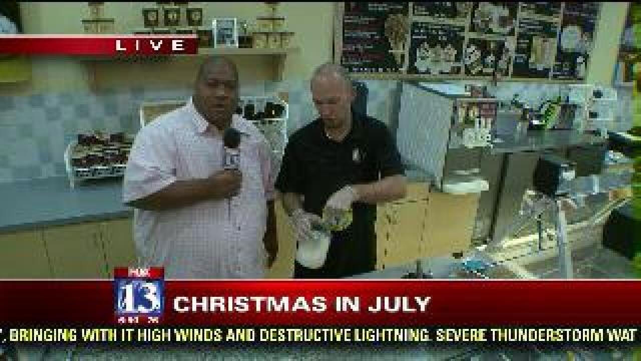 Christmas in July raises funds for kids in need