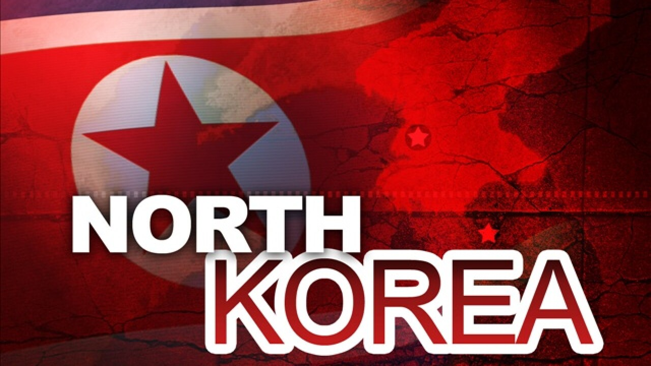 North Korea says it successfully conducts hydrogen bomb test