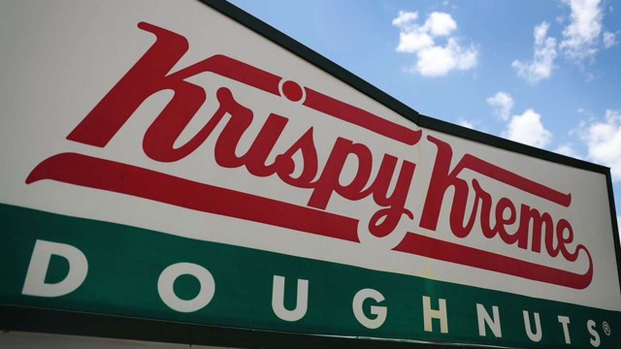 Krispy Kreme is giving you a chance to vote for the next new icing flavor