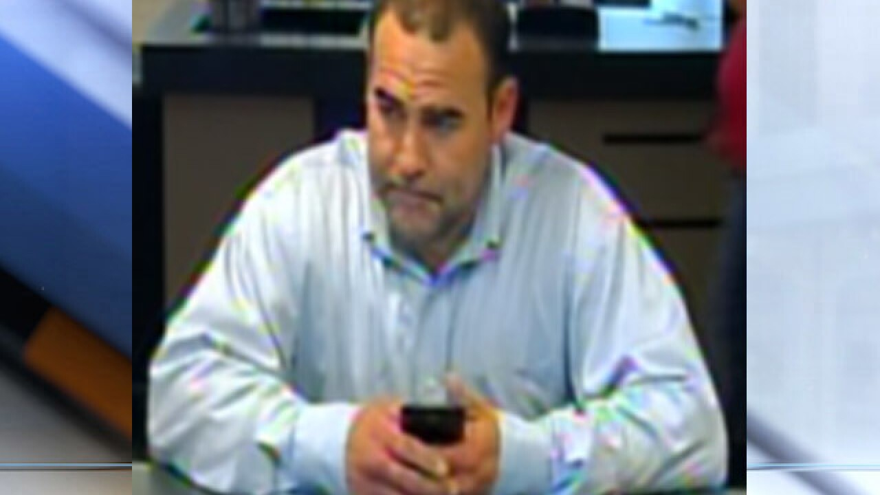 Police search for tips in stolen check case
